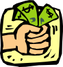 Fist Full of dollars image