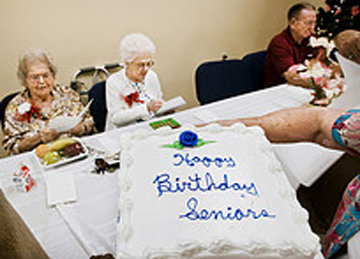 Seniors Birthday Party ideas